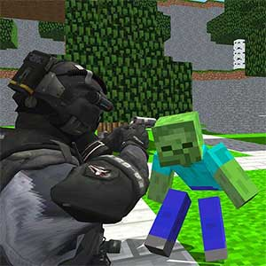 Counter Craft Zombies