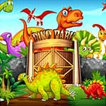 Dinosaurs Jigsaw Deluxe