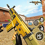 FPS Shooting Strike: Modern Combat War 2K20