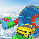 Impossible Car Driving 3D: Free Stunt
