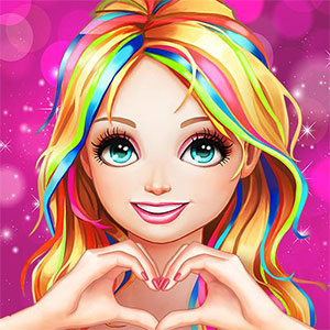 Love Story Dress Up Girl