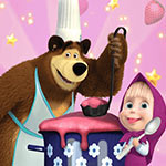 Masha and Bear Cooking Dash