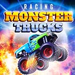 Mega Truck Race Monster Truck Racing