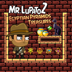 Mr Lupato 2 Egyptian Pyramids Treasures