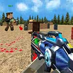 PaintBall Fun Shooting Multiplayer