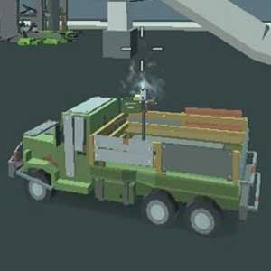 Pixel Vehicle Warfare
