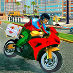 Pizza Delivery Boy Simulation