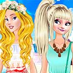 Princesses Welcome Party