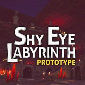 Shy Eye Labyrinth Prototype